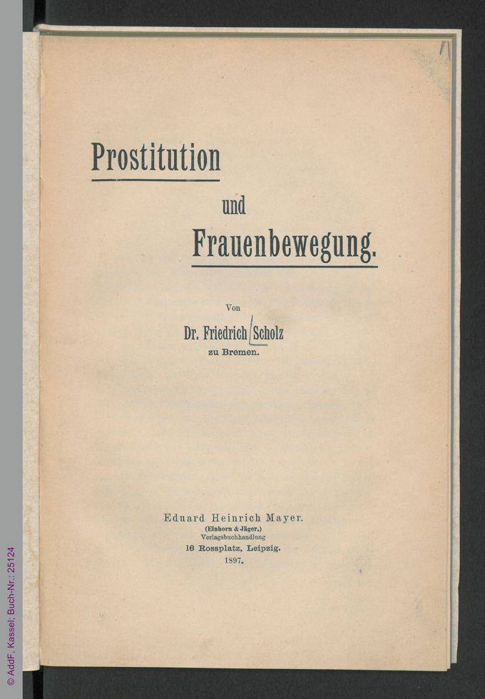 Prostitution und Frauenbewegung / Seite 3
