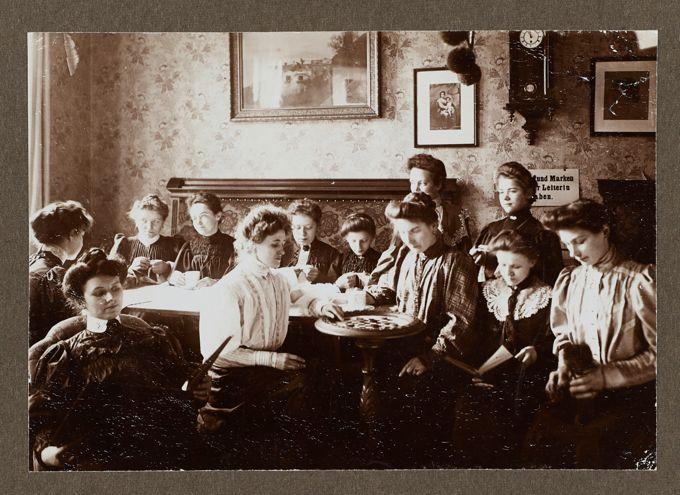 Das Arbeiterinnen-Heim