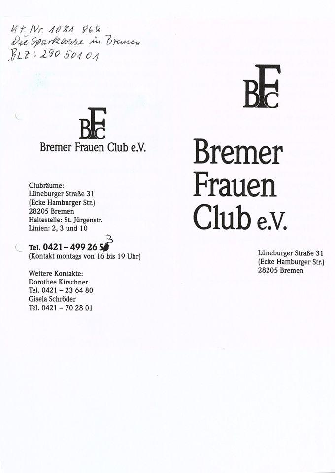Bremer Frauen Club