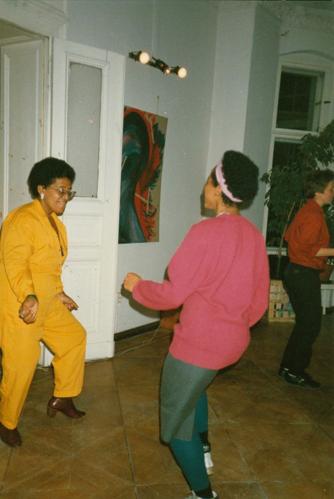 Audre Lorde und May Ayim