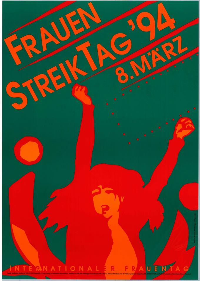 Frauen Streiktag '94 8. März