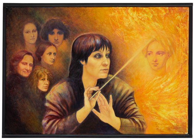 Porträt von Elke Mascha Blankenburg