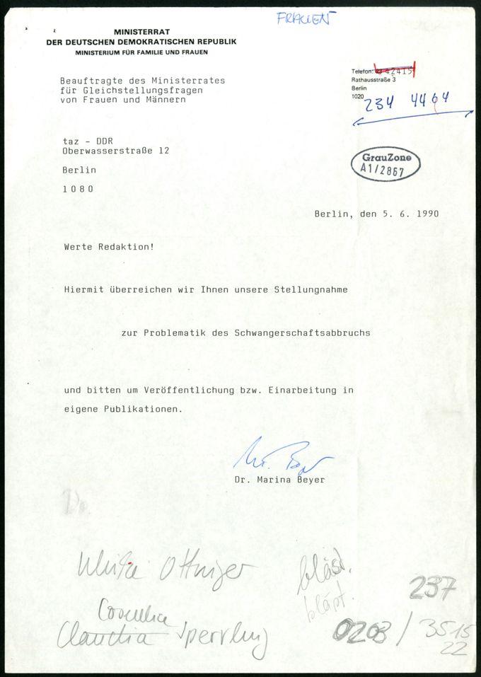 Sammlung: Ulrike Helwerth (1)