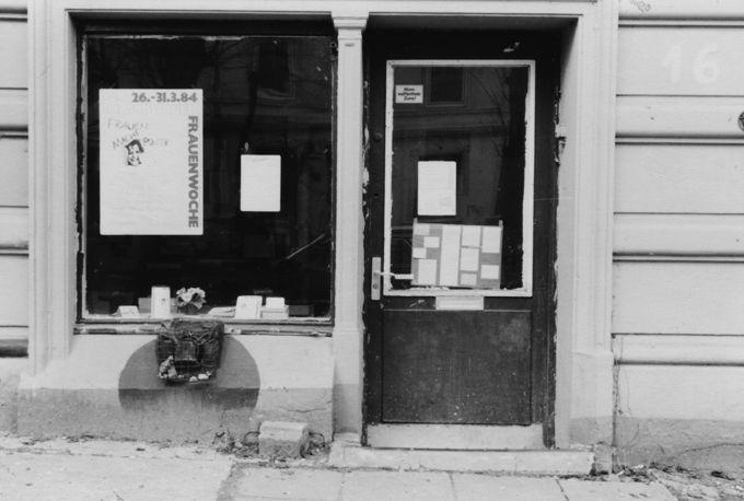Denkträume - erster Laden in der Juliusstraße