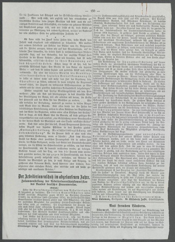 Korrespondenzen, Anschreiben und Sitzungsprotokolle der Kommissionen / Seite 313