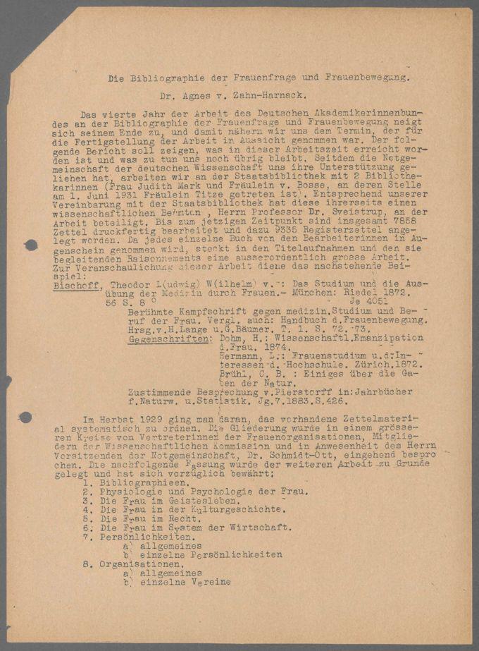 Vorstandssitzungen des DAB / Seite 13