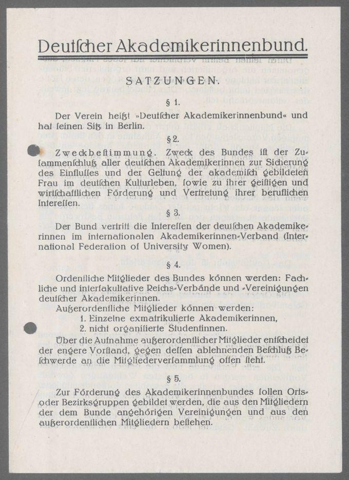 Vorstandssitzungen des DAB / Seite 48