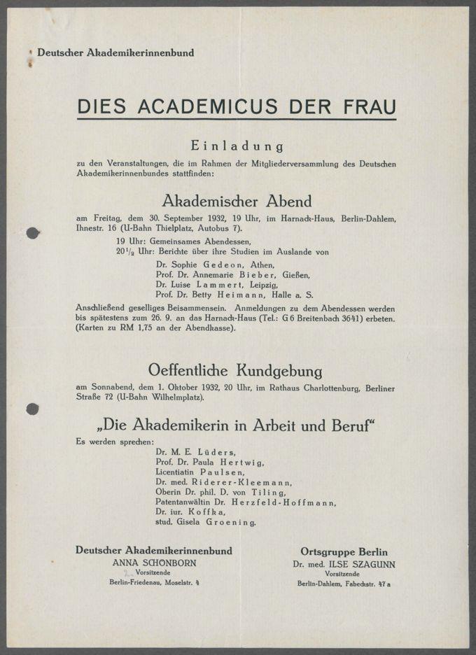 Vorstandssitzungen des DAB / Seite 271
